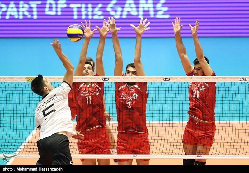 حریفان ایران در لیگ ملت های والیبال 2019 معین شدند