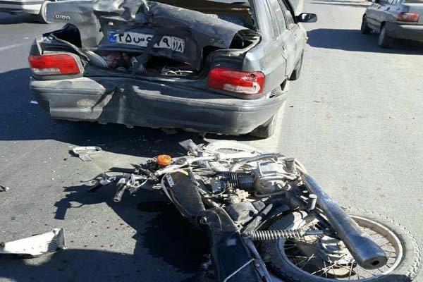 سوانح رانندگی در استان مرکزی 6 قربانی گرفت، 7 تن مصدوم شدند