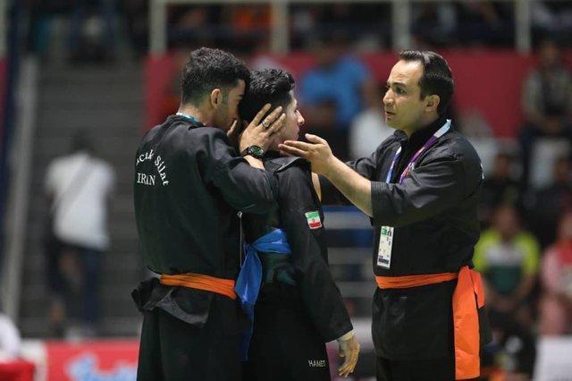 سیاست سکوت فدراسیون ورزش های رزمی پس از شکست در جاکارتا