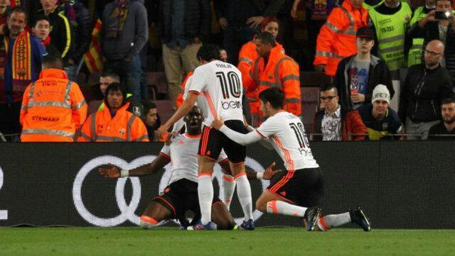 خفاش ها بیش ترین ضربه را به بارسلونا زده اند
