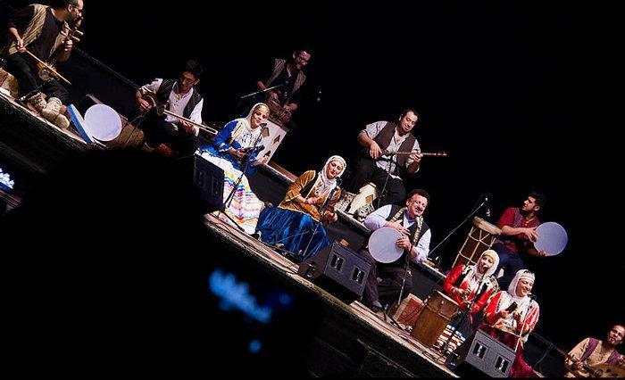 بخش نواحی جشنواره فجر با رویکرد شادیانه های موسیقی اقوام