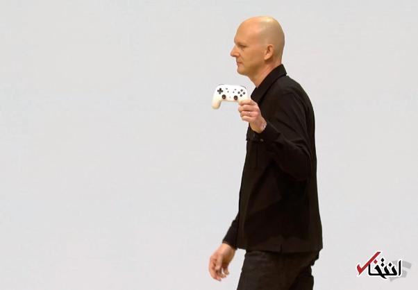 گوگل سرویس استریم اختصاصی و دسته بازی خود را معرفی کرد ، همه چیز دربارهStadia