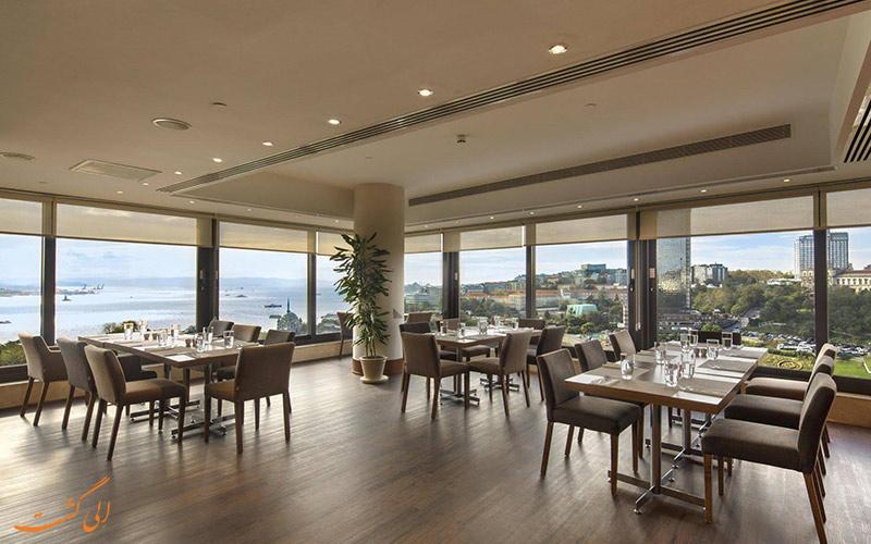 معرفی هتل استانبول هیلتون پارک ، 4 ستاره
