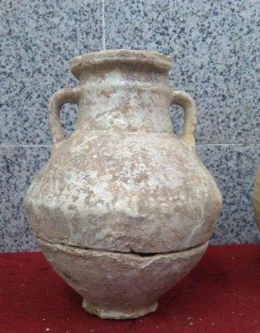 کشف 2 شیء تاریخی حین عملیات گازکشی در دزفول