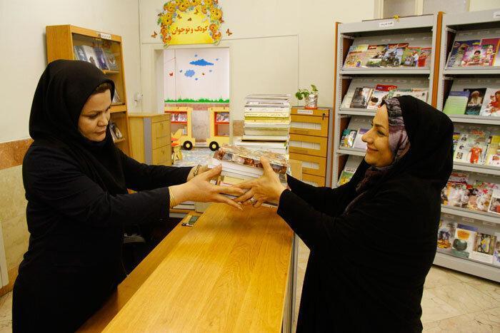 طرح نذر فرهنگی کتاب در یاخچی آباد