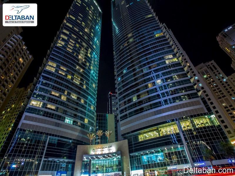 آشنایی با برج الفتان دبی