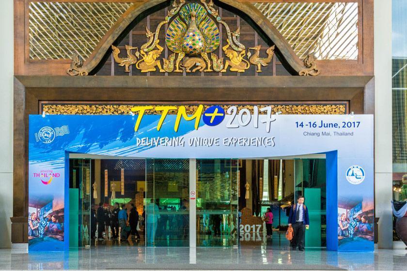 گزارش خبرنگاران از نمایشگاه گردشگری TTM