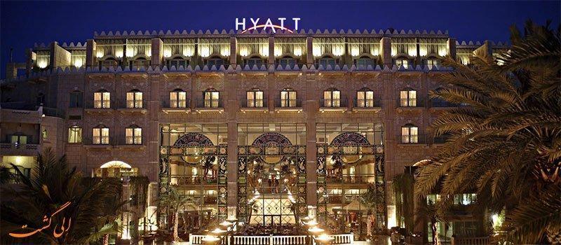 معرفی هتل 5 ستاره گرند حیات در مسقط