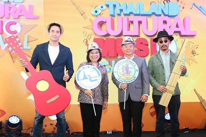 ستارگان فستیوال موسیقی تایلند، آماده هنرنمایی در پاتایا