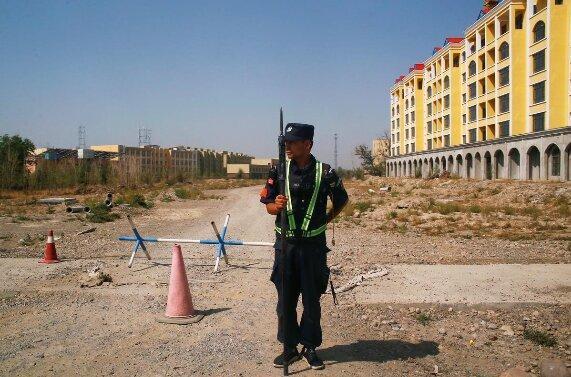 اعتراض رسانه رسمی چین به لایحه حمایتی آمریکا از اویغورها