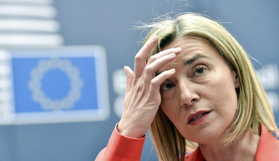 خداحافظی موگرینی ، بورل مسئول سیاست خارجی اتحادیه اروپا شد
