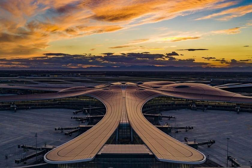 فرودگاه بین المللی داکسینگ پکن افتتاح شد