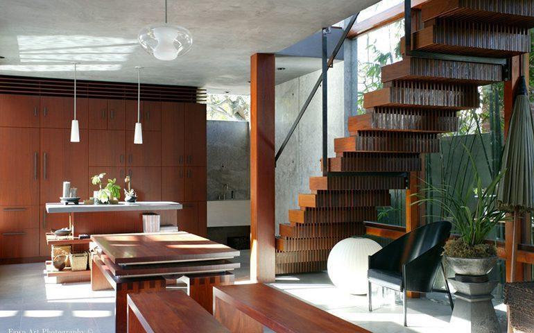 انواع پله ساختمان