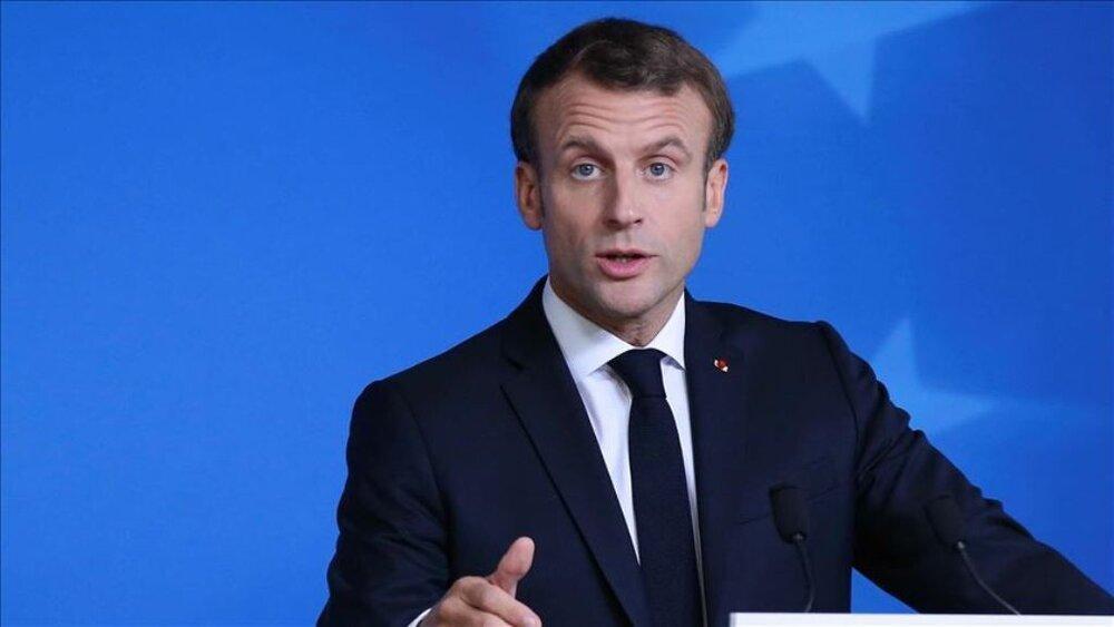 ادامه اختلاف ها بین آنکارا و پاریس؛ مکرون: بعضی بعضی سوء تفاهم ها با ترکیه روشن شد