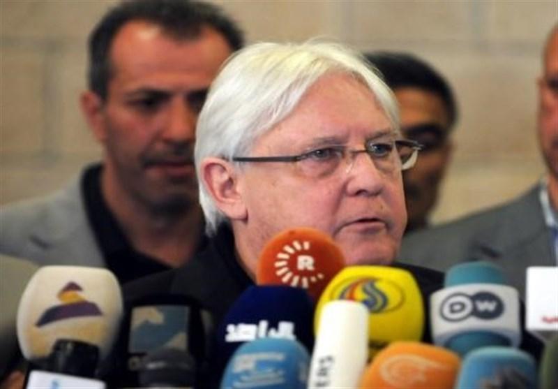 ملاقات نماینده سازمان ملل با سخنگوی جنبش انصارالله یمن