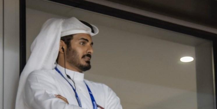 پیغام معنادار برادر امیر قطر همزمان با اجلاس ریاض