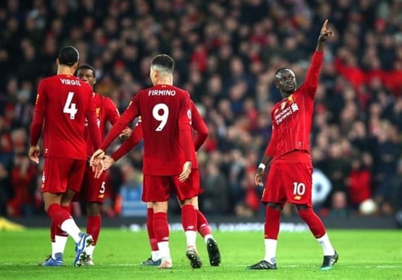 لیگ برتر انگلیس، لیورپول با نشان جام جهانی باشگاه ها هجدهمین برد را کسب کرد