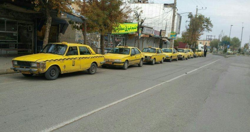 چرخ تاکسی به کمک چرخ گردشگری استان مرکزی می آید