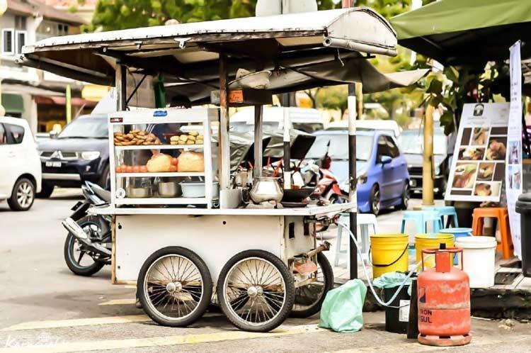 خوشمزه ترین غذاهای خیابانی در مالزی کدامند ؟