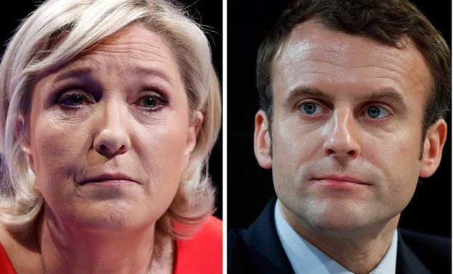 مارین لوپن: ماکرون تاریخ فرانسه را کثیف می نماید