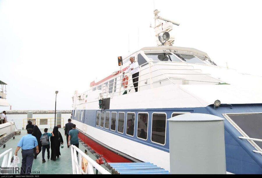 ورود بیش از 33 هزار گردشگر به جزیره قشم