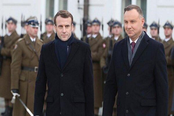 فرانسه به دنبال مثلث جدید قدرت در اتحادیه اروپا پس از برگزیت
