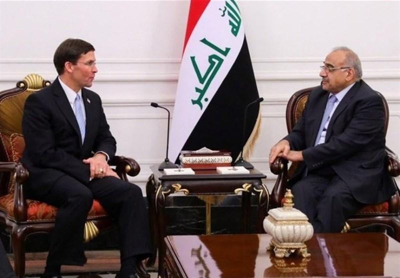 گزارش، آمریکا با راهبرد شراکت مثبت در عراق به دنبال چیست؟