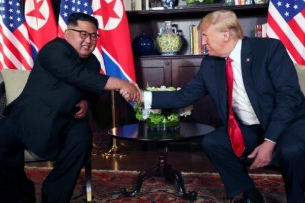 ترامپ: اون مرد خوش قولی است!
