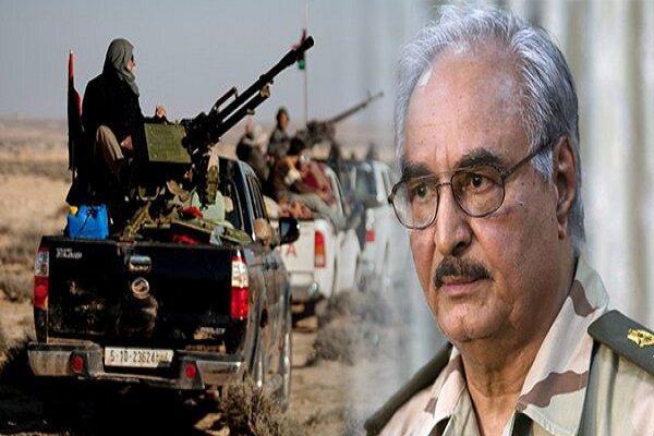 حمایت طرف های خارجی از اقدامات حفتر در لیبی متوقف گردد