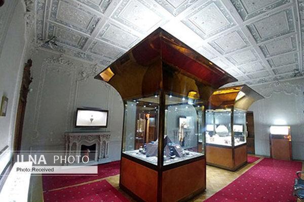 تعطیلی یک هفته ای موزه آبگینه و سفالینه