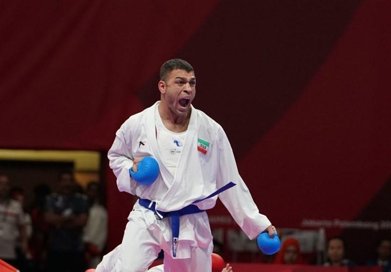 کاراته وان امارات، کاپیتان پورشیب فینالیست شد، خدابخشی به رده بندی رسید
