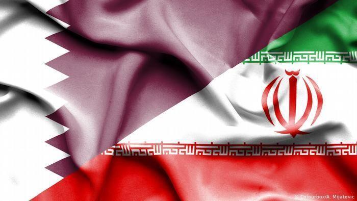خبرنگاران دومین محموله یاری های بهداشتی دولت قطر وارد تهران شد