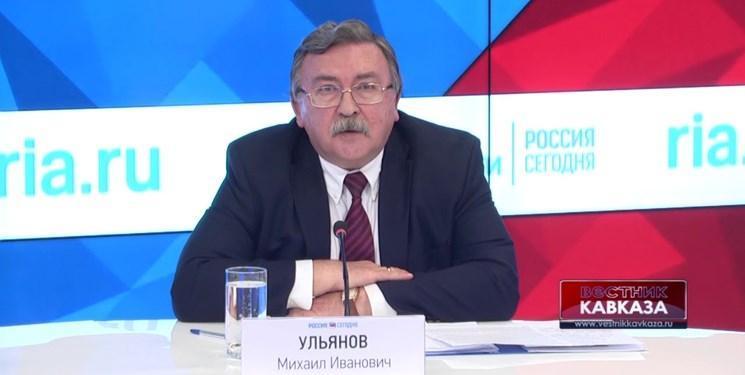 دیپلمات روس: ناتو یک ائتلاف اتمی بدون عضویت در ان پی تی است