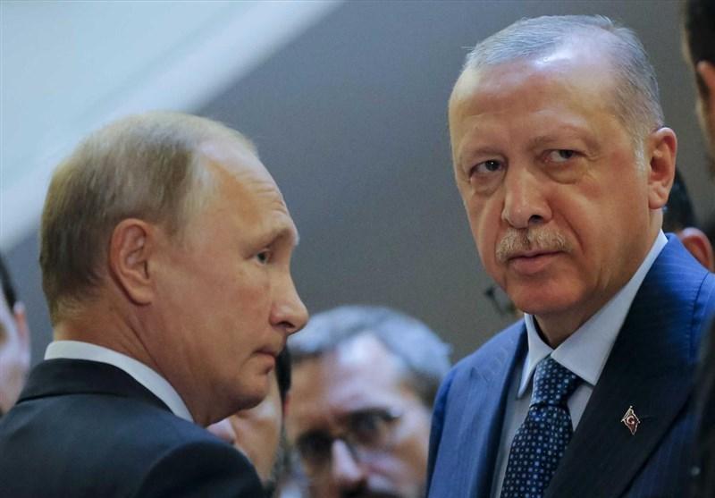 مجله واشنگتن اگزماینر: پوتین ترکیه را تحقیر کرد اما اردوغان در مقابلش زانو زد
