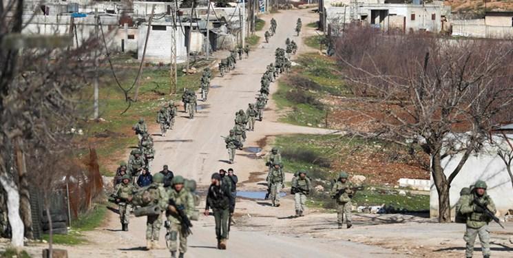 تلاش ترکیه برای ادغام گروهک های تروریستی سوریه