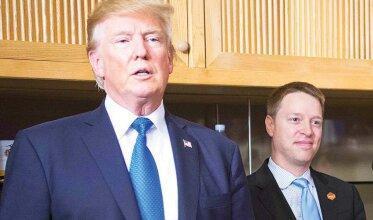 ترامپ بازیگر سناریوهای متیو پوتینگر ، عضو کلیدی تیم امنیت ملی رئیس جمهوری آمریکا را بشناسید