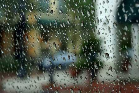 تداوم بارش ها در نوار شمالی کشور طی امروز