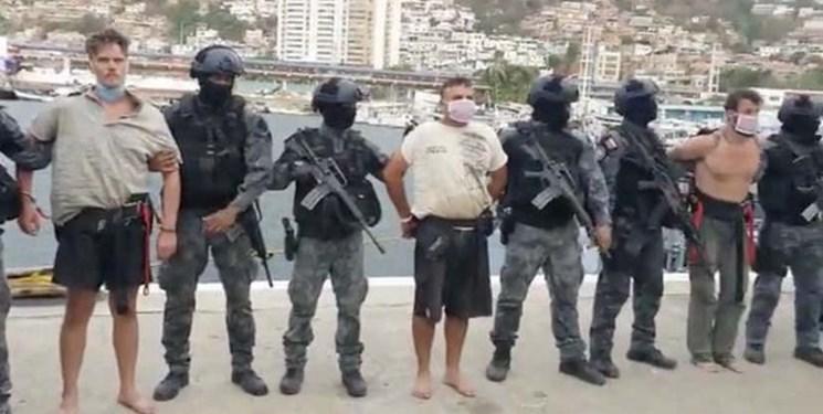 تلاش پامپئو برای آزادی تروریستهای آمریکایی دستگیر شده در ونزوئلا