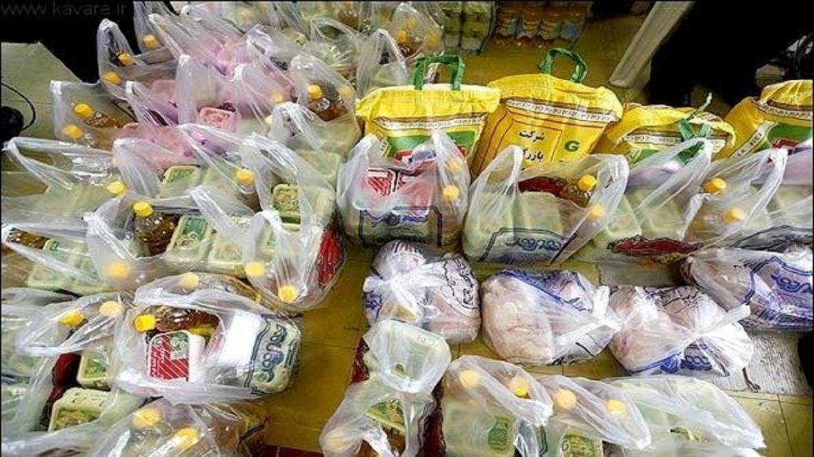 250 بسته سبدغذایی بین مناطق محروم توزیع می شود