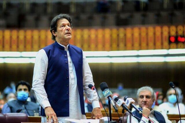 سخنان جنجالی عمران خان درباره بن لادن