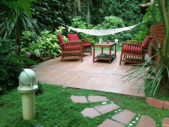ساخت فضای سبز در خانه، چه کار هایی می توان انجام داد؟