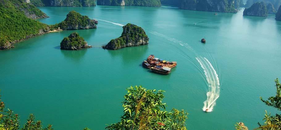 10 جاذبه برتر گردشگری در ویتنام