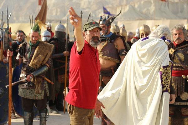 دکورهایی از دمشق تا اورشلیم سلمان فارسی