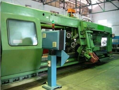 ساخت بزرگترین دستگاه تولید محصولات به روش چرخشی