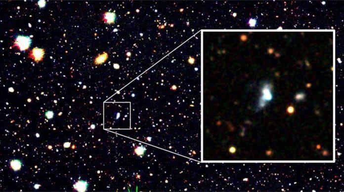کهکشانی با کمترین میزان اکسیژن کشف شد