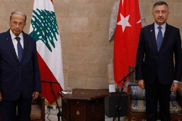 آماده ایم یکی از بنادر ترکیه را برای مبادلات لبنان اختصاص دهیم