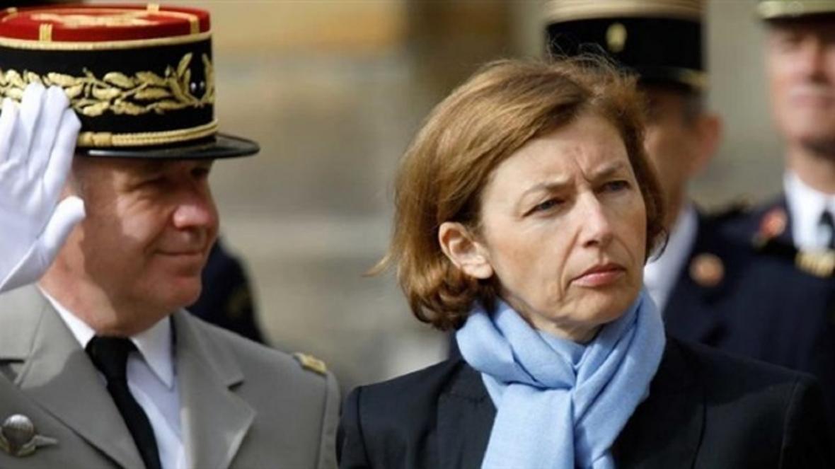 وزیر دفاع فرانسه وارد بغداد شد