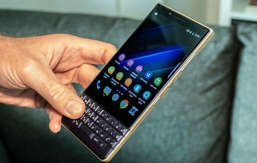 گوشی های جدید بلک بری در سال 2021 معرفی می شوند