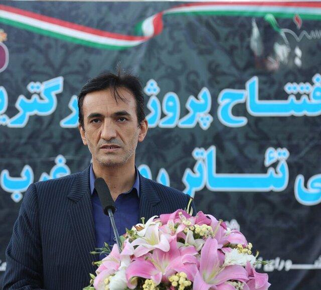 بهره برداری از 79 پروژه در هفته دولت در کامیاران