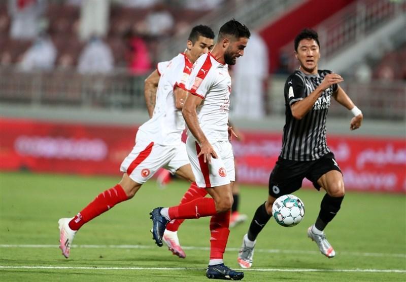 جام حذفی قطر، قهرمانی السد با پیروزی برابر یاران مهرداد محمدی